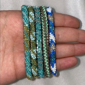 5 lily and Laura bracelets